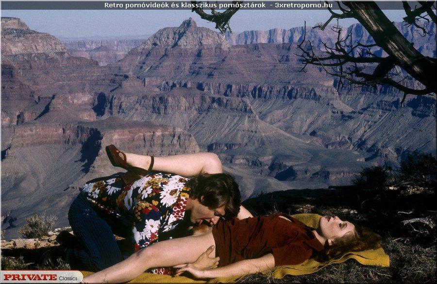 Kefélés a Grand Canyon-nál