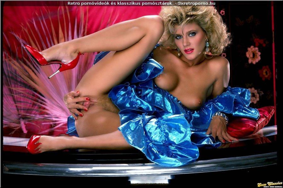 Retro pornó - Ginger Lynn