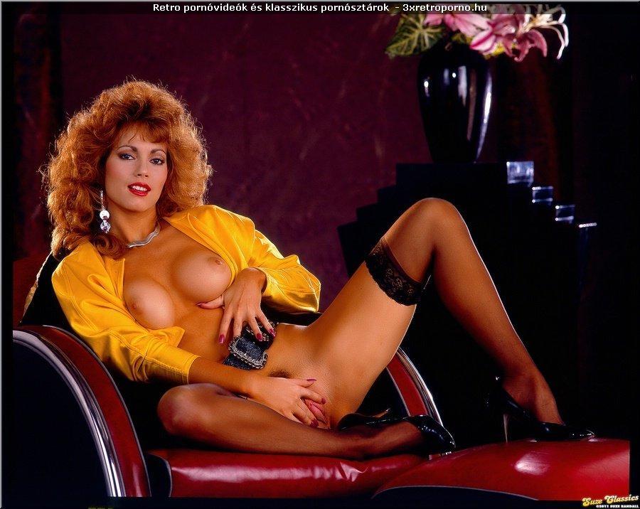 Retro pornó - Olivia Nicole