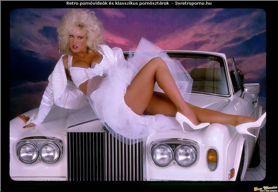 Retro pornó - Amber Lynn