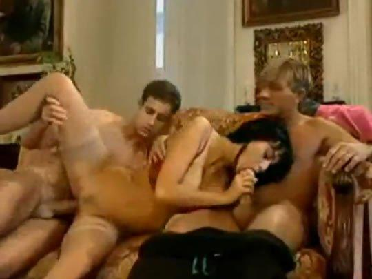 Anita Dark - kastély szexparti