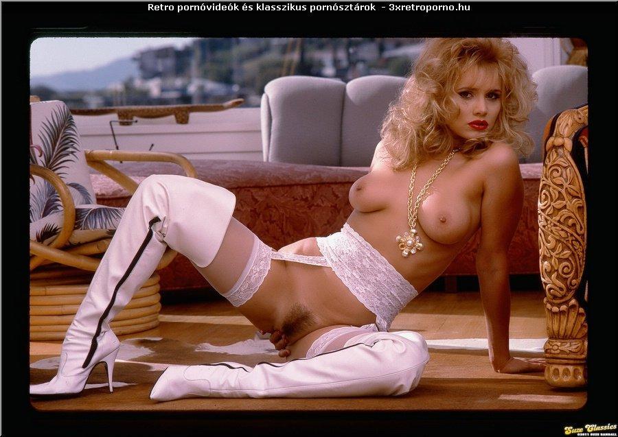 Retro erotika – Brittany Show