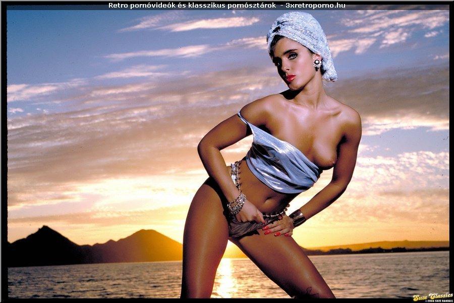 Retro pornó - Stevie Jean