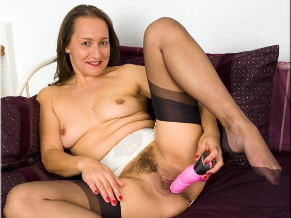 Retro pornó harisnya - Carla