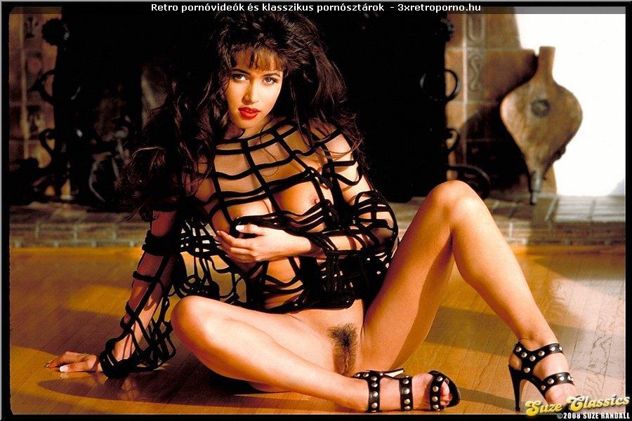 Retro erotika – Patricia Ford