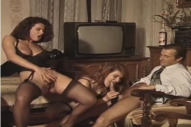 Régi pornófilmek - La veuve de Buda-fesse
