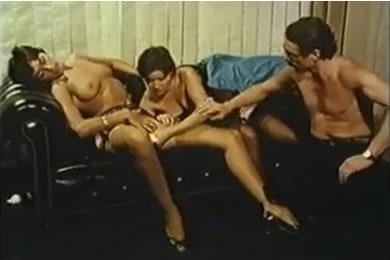 Régi pornófilmek - Evelyne