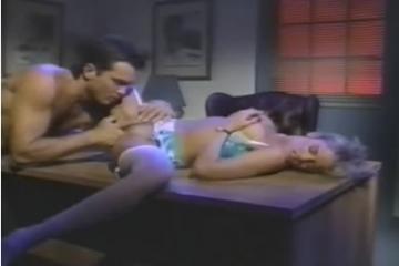 Retro pornó - In deep with the devil